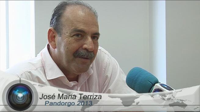 José Mª Terriza. Pandorgo 2013