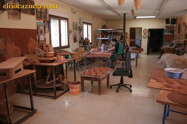 El horno de los alfareros de Villafranca vuelve a encenderse mañana, 30 años después
