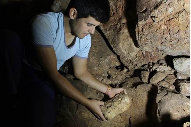 Descubierta una nueva galería sagrada bajo los túmulos prehistóricos de Castillejo del Bonete, en Terrinches, BIC de Castilla-La Mancha