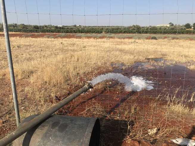 El ayuntamiento de Bolaños avanza con los trabajos para segurar el abastecimiento de agua potable en la localidad