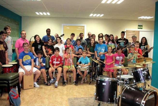 Colonias Musicales Archivo 2015