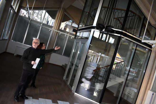 La primera fase de la rehabilitación del Ayuntamiento de Ciudad Real permite reducir el consumo y las emisiones