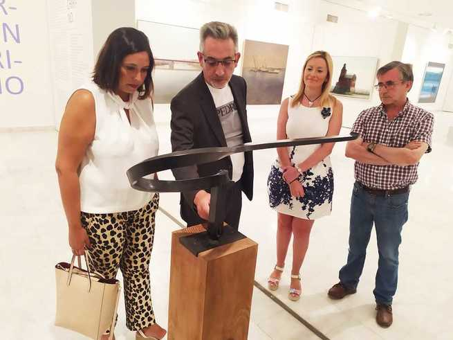 """""""Referente de la cultura y una joya"""": 80 Exposición Internacional de Artes Plásticas de Valdepeñas"""