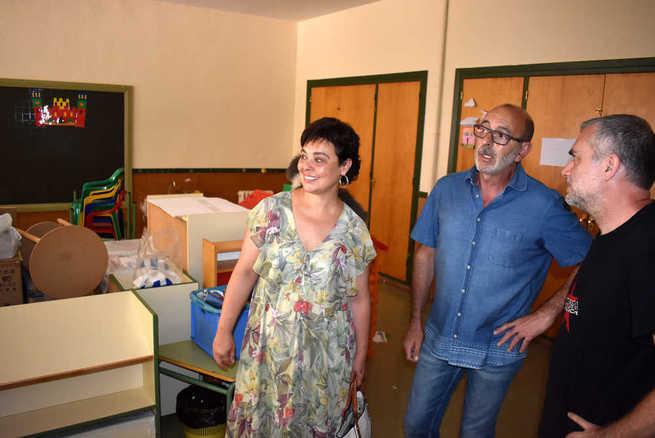 El Ayuntamiento de Ciudad Real destina 52.000 euros a mejoras en los colegios durante el verano