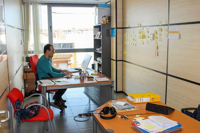 AJE Ciudad Real remata el año con su Vivero de Empresas casi al completo