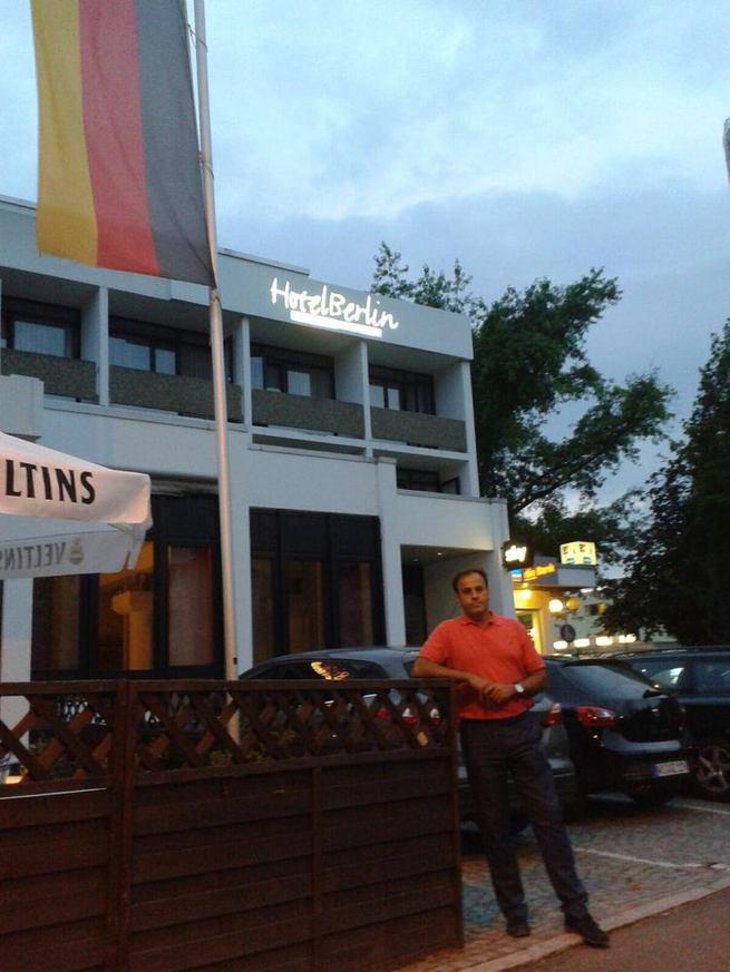 imagen de Desde Alemania... Me sale la vena jurídica empresarial