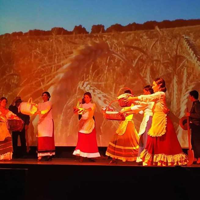 Gran noche en el Cine-Teatro Municipal de Pedro Muñoz