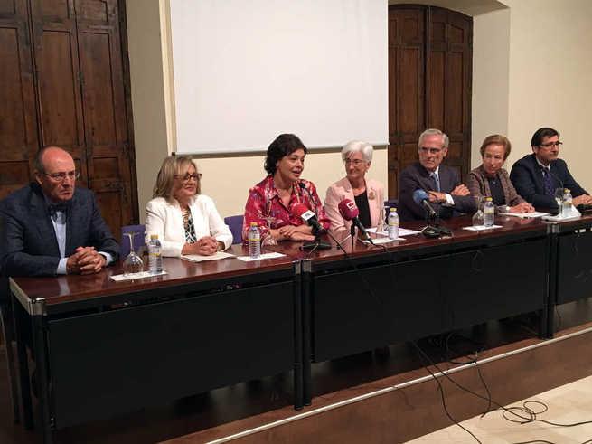 Fiscales especialistas en materia de violencia sobre la mujer de todo el país se forman en el Museo del Quijote de Ciudad Real