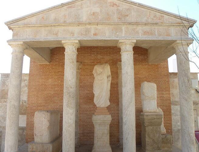 imagen de Laminium: una ciudad romana en Alhambra, Ciudad Real