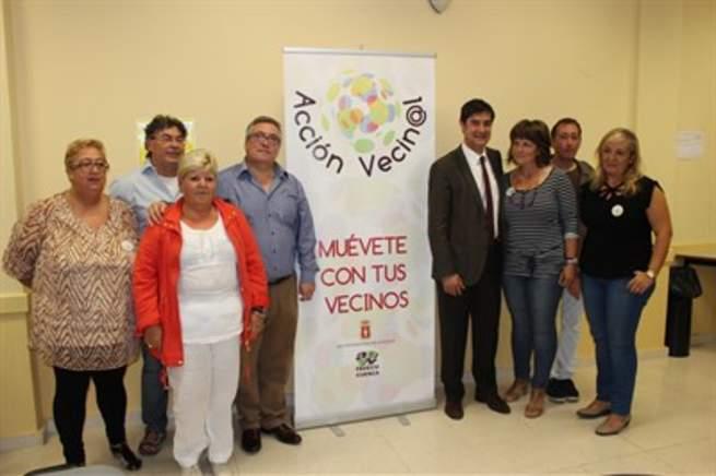 imagen de El Ayuntamiento de Cuenca y FAVECU lanzan un proyecto para dinamizar el movimiento vecinal