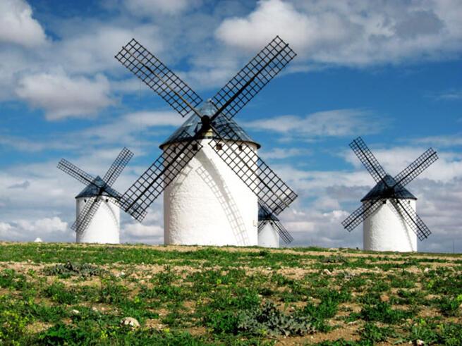imagen de Molinos de Campo de Criptana: una parada en la ruta del Quijote