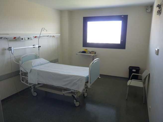 imagen de El Hospital de Ciudad Real completa la primera fase de adaptación de la quinta planta como futura Unidad de Infecciosos