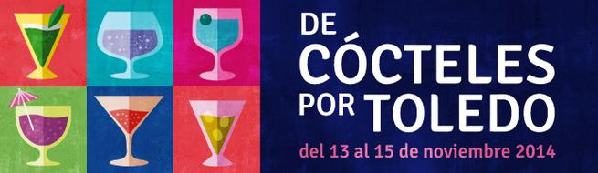 imagen de De cócteles por Toledo acompaña esta edición de la Jornada de la Tapa