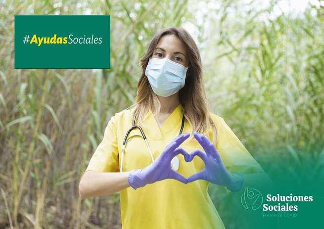 118.708 personas se han beneficiado de las iniciativas sociales de la Fundación Eurocaja Rural desde el inicio de la pandemia