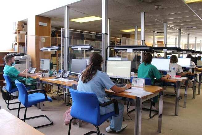 La junta forma a más de 1.300 profesionales en tareas de vigilancia epidemiológica de COVID-19