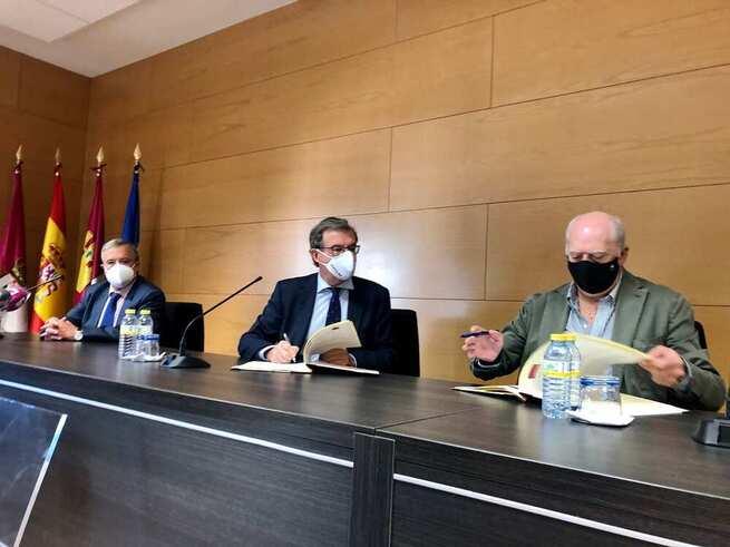 La UCLM renueva la colaboración con el Colegio de Abogados de Ciudad Real