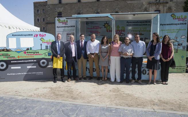 Imagen: El Ayuntamiento de Toledo participa en la clausura de la 'Ruta Construye 2020' por la eficiencia energética y la construcción sostenible