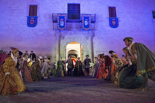 Imagen: Pastrana ensalza la figura de Ruy Gómez de Silva en el Festival Ducal