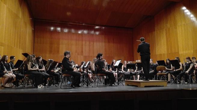 """III Curso Nacional de perfeccionamiento instrumental y técnica de dirección """"Ciudad de Manzanares"""""""