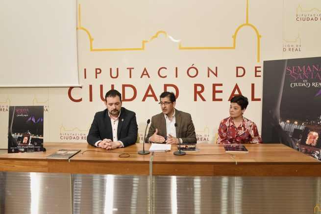 La Diputación promociona la Semana Santa de Ciudad Real con una campaña de alcance provincial, regional y nacional