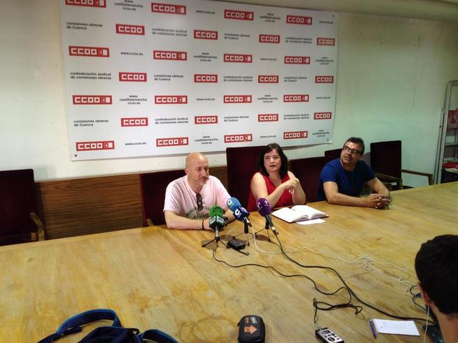 Imagen: CCOO consigue obligar judicialmente a la Residencia de Mayores 'Alameda' de Cuenca a abonar una media de 2.500 euros a cada uno de sus trabajadores