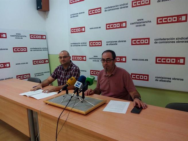 Imagen: Albacete cierra el primer semestre del año con más del 80% de la negociación colectiva firmada y un apreciable impulso a los salarios