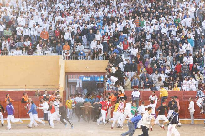 Los encierros de Guadalajara consiguen la declaración como Fiesta de Interés Turístico Regional