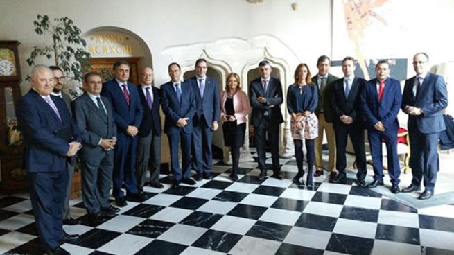 Imagen: Caja Rural CLM patrocina el X Foro Empresarial promovido por CEOE-CEPYME Cuenca
