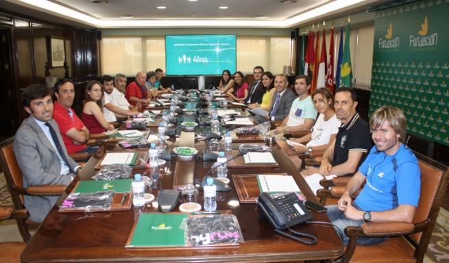 Imagen: El proyecto de Atención Temprana de Apanas, beneficiario de la IV Carrera Solidaria de Fundación Caja Rural CLM