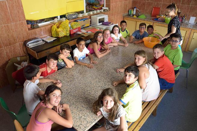 Imagen: La Escuela de Verano de Argamasilla de Alba se inició con 160 niños y niñas