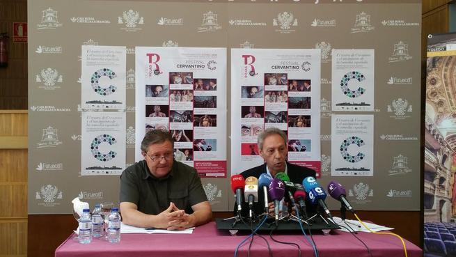 Imagen: El Teatro de Rojas acogerá el Festival Cervantino 'Miguel William' del 15 de octubre al 13 de noviembre y ofrecerá abonos a la carta