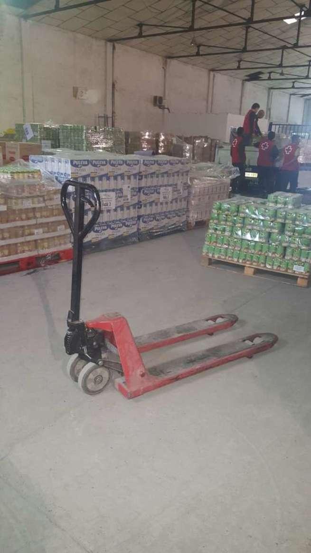 Cruz Roja en Ciudad Real distribuye 195.000 kilos de alimentos