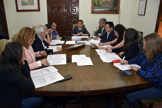 Toledo aprueba su Oferta de Empleo Público con 23 plazas