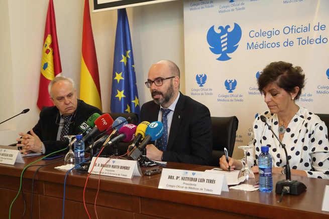 El Gobierno regional trabaja junto a instituciones y agentes sociales para erradicar las agresiones a profesionales del ámbito sanitario