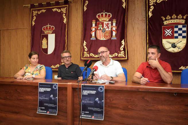 Argamasilla de Alba acogerá el XVII Curso Internacional de Dirección de Bandas de Música