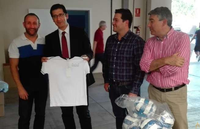 La Diputación invierte en escuelas deportivas de la provincia 149.400 euros
