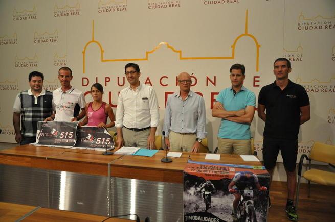 Imagen: La Diputación colabora con las pruebas deportivas extremas que acoge la provincia de Ciudad Real