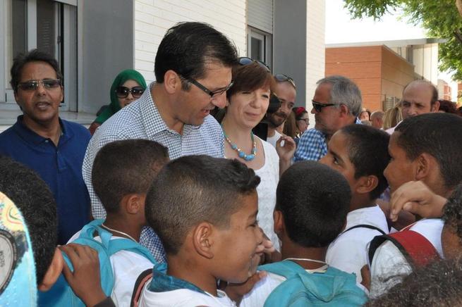 Imagen: La Diputación aporta 11.000 euros al mantenimiento de la Casa de Enfermos Saharauis