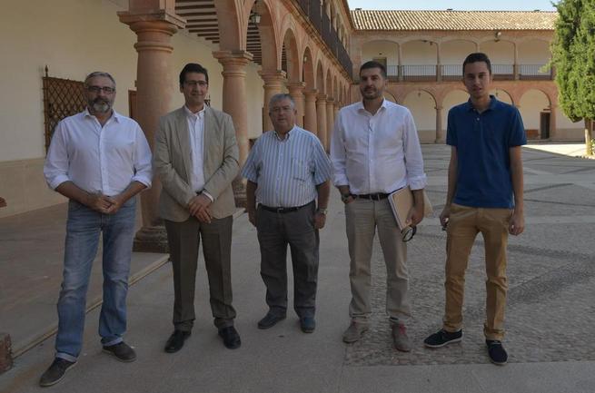 Imagen: La Diputación ha invertido en Infantes 350.000 euros en lo que va de año