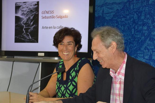 La exposición 'Génesis' de Sebastião Salgado podrá visitarse a partir del 8 de septiembre en el Paseo del Miradero de Toledo