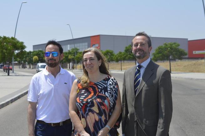 """Imagen: """"La Golondrina"""" de Fuensalida es el polígono industrial que más parcelas ha vendido de toda España en 2015"""