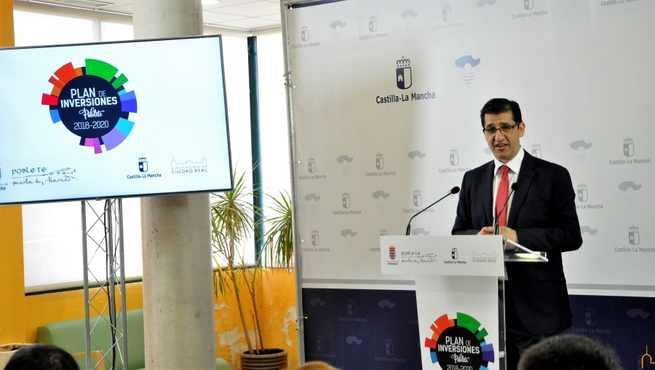 La Diputación ha contribuido a la realización de parte del Plan de Inversiones de Poblete con 1'6 millones de euros en este mandato