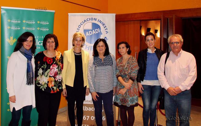 Imagen: Solidaridad en Iniesta gracias a Globalcaja y la JOC