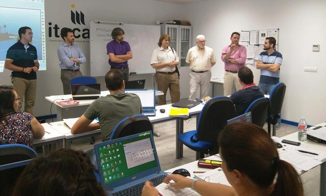 Imagen: El taller de empleo puesto en marcha por la Junta en el ITECAM de Tomelloso forma a 8 alumnos que les permitirá obtener certificación oficial