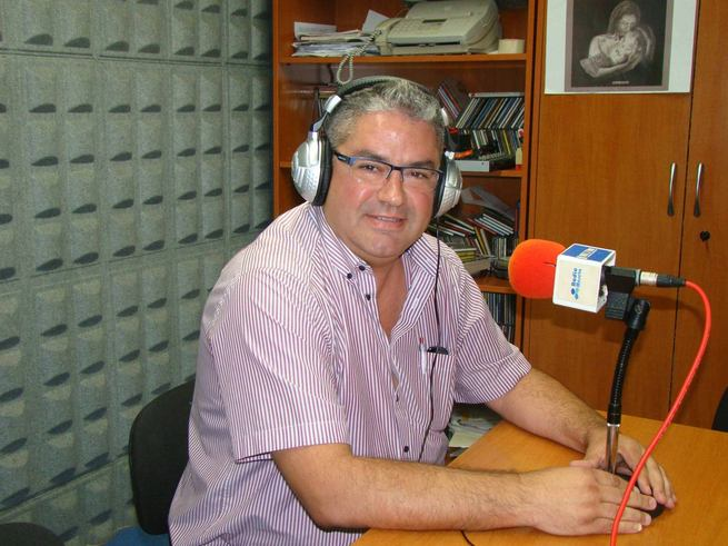 El alcalde de Quintanar da a conocer la Feria y Fiestas a través de las ondas