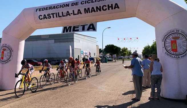 Alta participación en las carreras del XVII Trofeo E.Leclerc de escuelas de ciclismo en Almagro