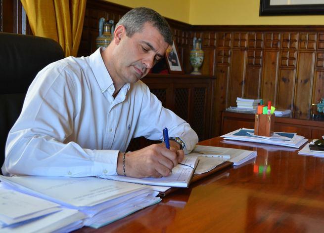 Álvaro Gutiérrez confirma el destino de 4.000.000 euros para mejorar la calidad de vida y el bienestar ciudadano
