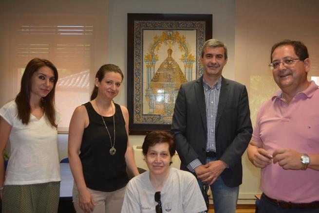 Imagen: La Diputación de Toledo recuperará y potenciará la colaboración con la Asociación ATAEM de Talavera