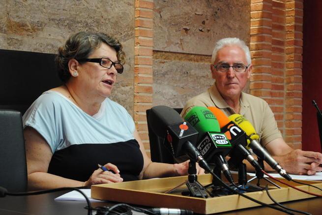 Imagen: El Consistorio de Valdepeñas arregla en mayo y junio 28,5 kilómetros de caminos rurales