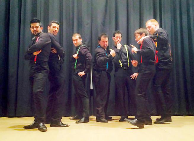 Imagen: El espectáculo didáctico musical de And The Brass, plato fuerte para inaugurar el XXIII Festival de Música La Mancha
